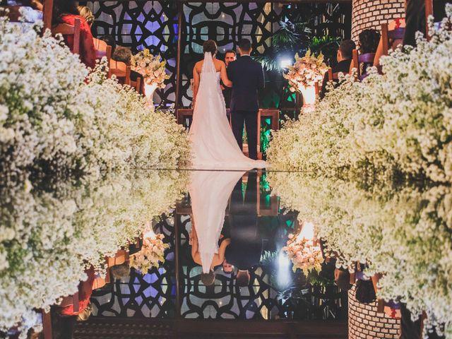 O casamento de Maria e Alan