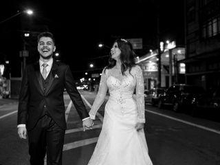 O casamento de Thaiany e Vitor