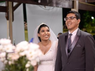 O casamento de Marcielle e Mayque