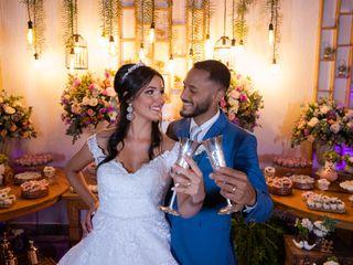 O casamento de Larissa e Guilherme