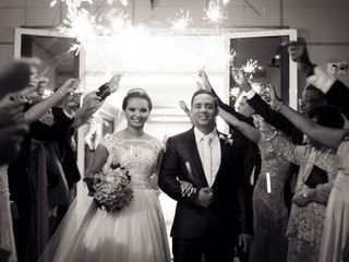 O casamento de Andréia e Hugo 3