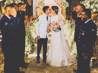 O casamento de Caroline e Lucas 1
