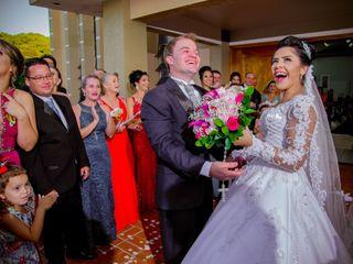 O casamento de Denise e Thiago