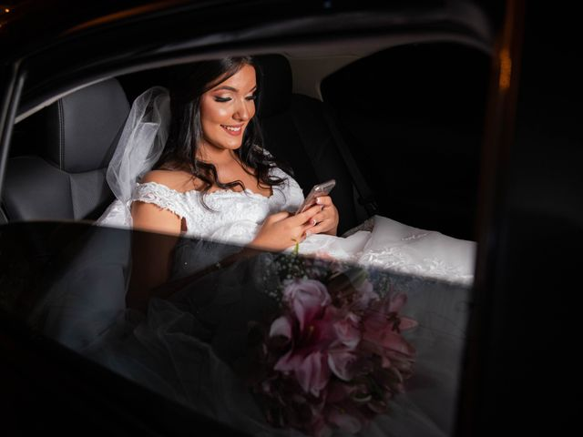 O casamento de Guilherme e Larissa em Samambaia, Distrito Federal 1