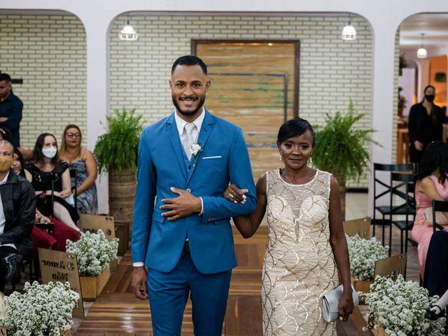 O casamento de Guilherme e Larissa em Samambaia, Distrito Federal 8