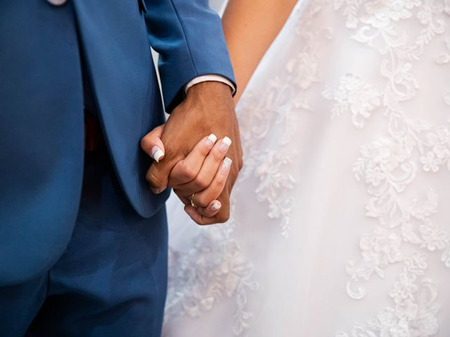 O casamento de Guilherme e Larissa em Samambaia, Distrito Federal 10