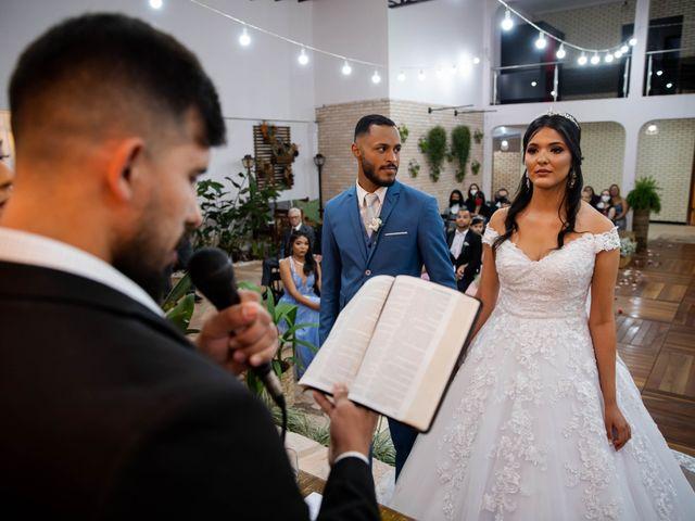 O casamento de Guilherme e Larissa em Samambaia, Distrito Federal 11
