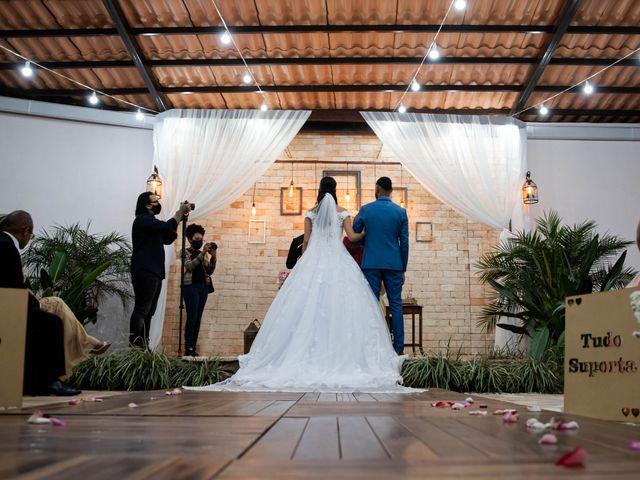 O casamento de Guilherme e Larissa em Samambaia, Distrito Federal 12