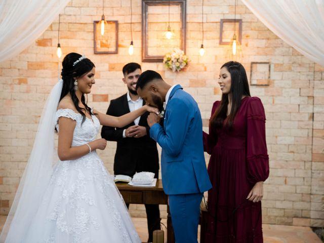O casamento de Guilherme e Larissa em Samambaia, Distrito Federal 14