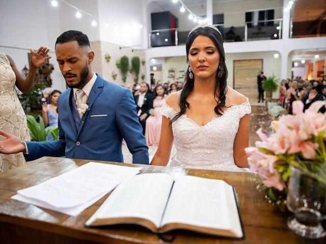 O casamento de Guilherme e Larissa em Samambaia, Distrito Federal 17