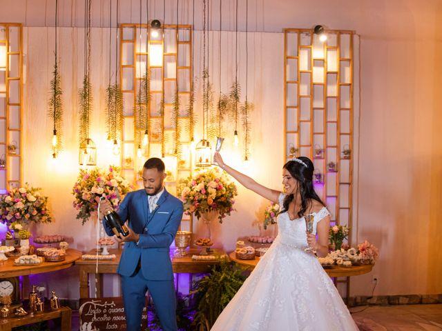 O casamento de Guilherme e Larissa em Samambaia, Distrito Federal 18