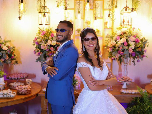 O casamento de Guilherme e Larissa em Samambaia, Distrito Federal 24