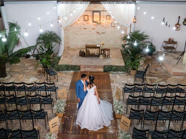 O casamento de Guilherme e Larissa em Samambaia, Distrito Federal 28