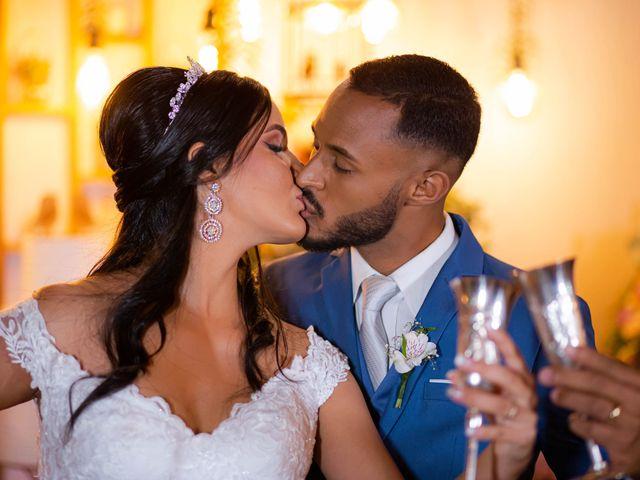 O casamento de Guilherme e Larissa em Samambaia, Distrito Federal 49