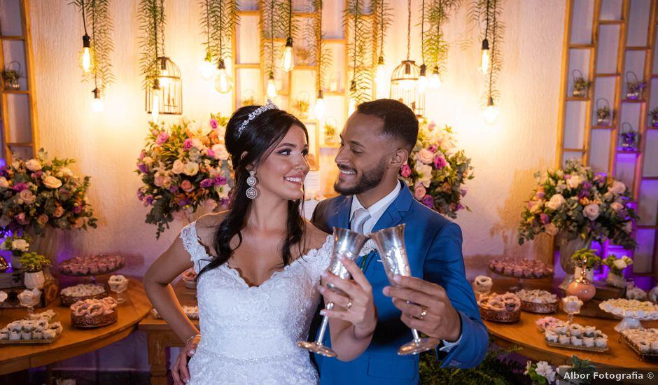 O casamento de Guilherme e Larissa em Samambaia, Distrito Federal
