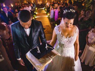 O casamento de Raquel  e William