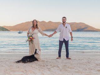 O casamento de Marilia e Denis
