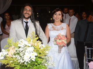 O casamento de Alexia  e Adriano