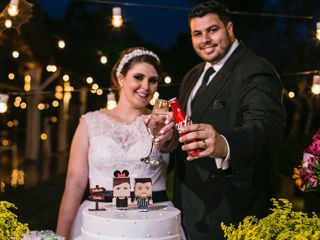 O casamento de Jamil e Silvia em Mairiporã, São Paulo 11