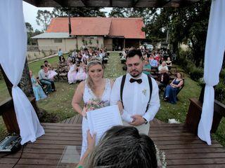 O casamento de Renatta e Marcus