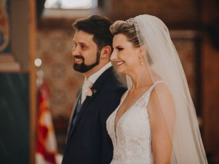 O casamento de Nadia e Bruno