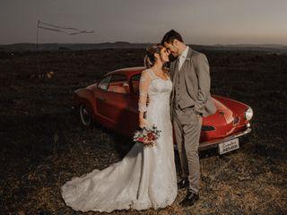 O casamento de Tais e Matheus