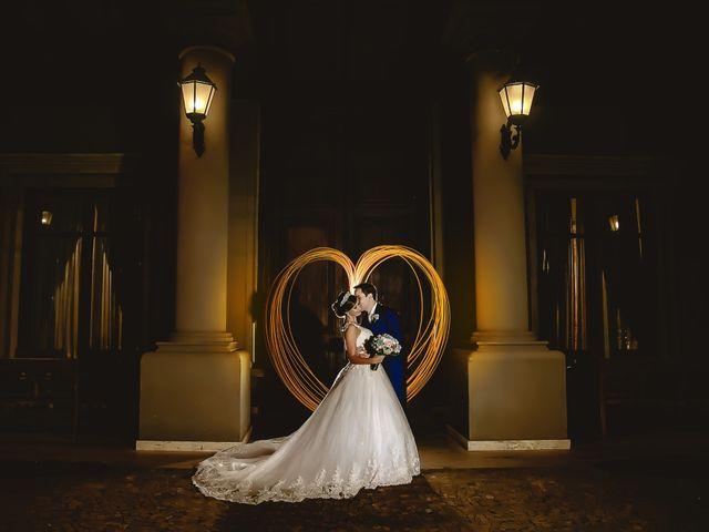 O casamento de Kamilla e Vinicius