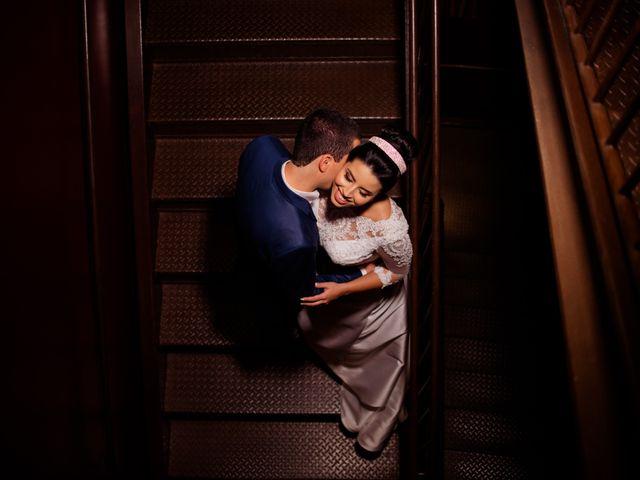 O casamento de Gabi e Vinicius