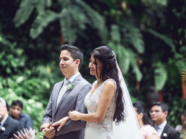 O casamento de Petterson e Bruna