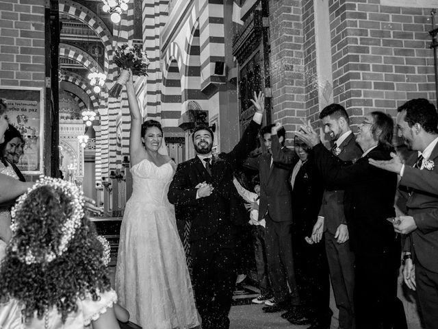 O casamento de Evelin e Rafaek