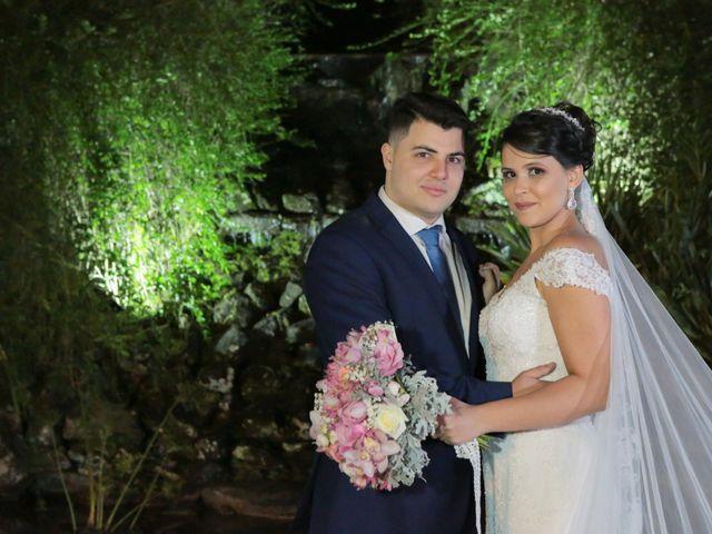 O casamento de Priscila e Gian
