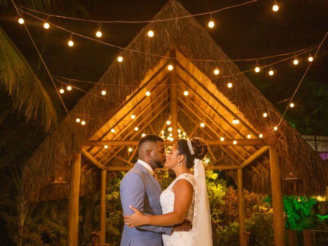O casamento de Juliana e Rudnei