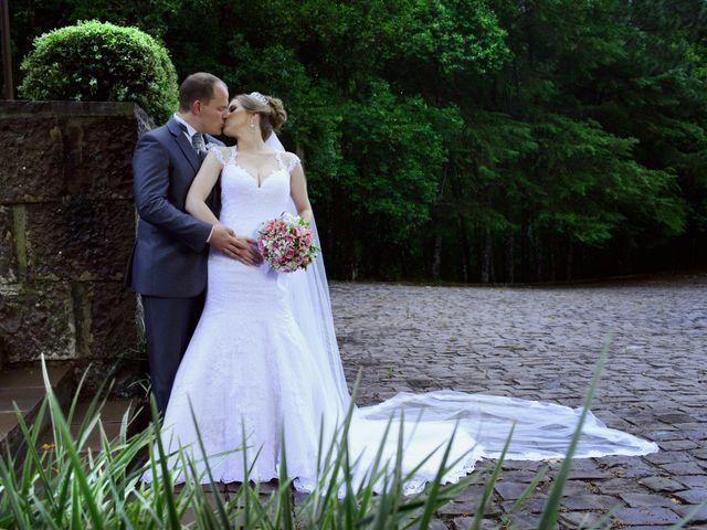 O casamento de Andriele Menin e Nathan Rech