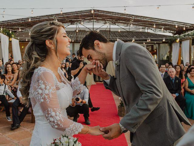 O casamento de Matheus e Tais em Sapiranga, Rio Grande do Sul 20