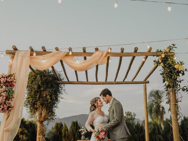 O casamento de Matheus e Tais em Sapiranga, Rio Grande do Sul 30