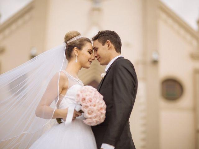 O casamento de Janaina e John