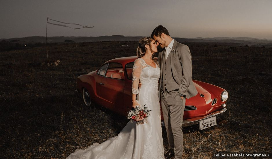O casamento de Matheus e Tais em Sapiranga, Rio Grande do Sul
