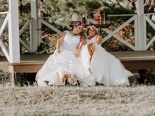 O casamento de Kátia e Nayanne