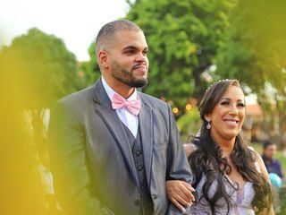 O casamento de Priscila e Igor