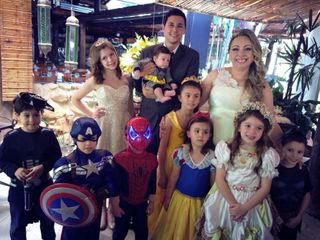O casamento de Renato  e Renata