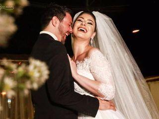 O casamento de Drielly e Fernando