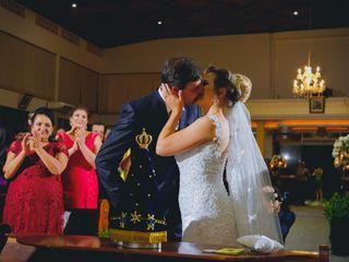O casamento de Meirielly e Bruno