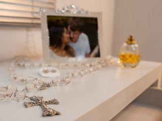 O casamento de Kris Maciel e Djonatan Crestani 1