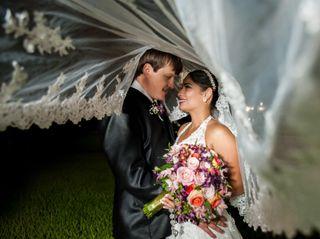 O casamento de Kris Maciel e Djonatan Crestani