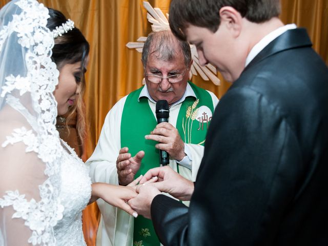 O casamento de Djonatan Crestani e Kris Maciel em Campo Novo do Parecis, Mato Grosso 8