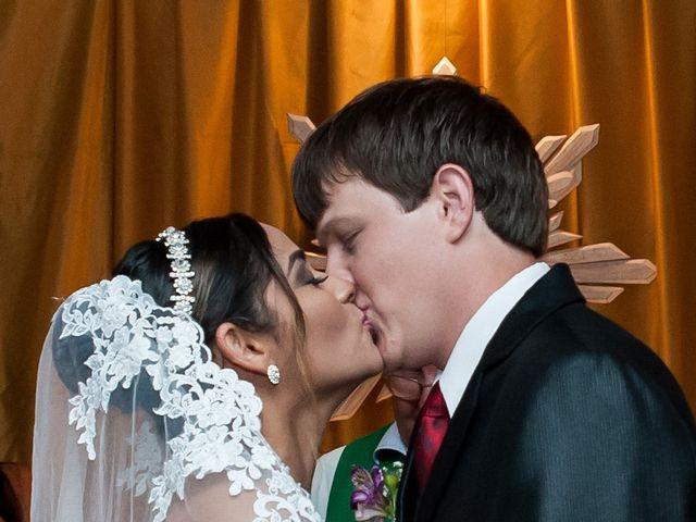 O casamento de Djonatan Crestani e Kris Maciel em Campo Novo do Parecis, Mato Grosso 9