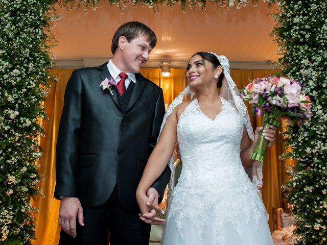 O casamento de Djonatan Crestani e Kris Maciel em Campo Novo do Parecis, Mato Grosso 10