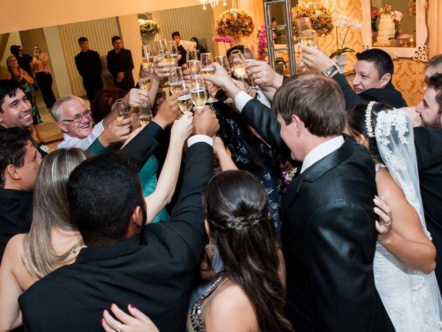 O casamento de Djonatan Crestani e Kris Maciel em Campo Novo do Parecis, Mato Grosso 14