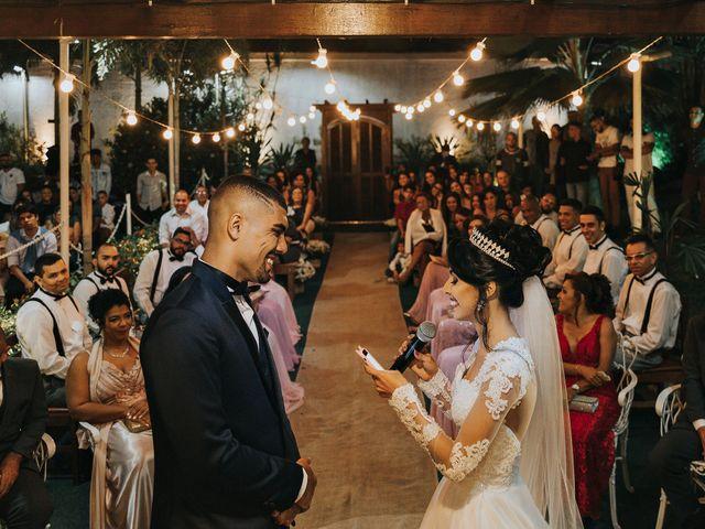 O casamento de Grasielly e Brenner