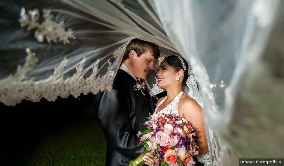 O casamento de Djonatan Crestani e Kris Maciel em Campo Novo do Parecis, Mato Grosso